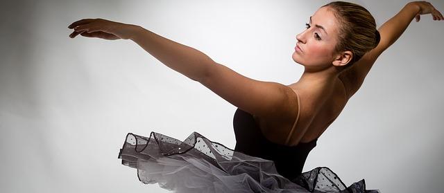 Ballerina - Photo courtesy of luxstorm via Pixabay