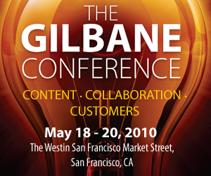 The Gilbane Conference San Francisco 2010