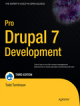 Cover of Pro Drupal 7 Development