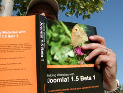 Image with Joomla 1.5 book