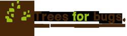 Trees for bugs logo