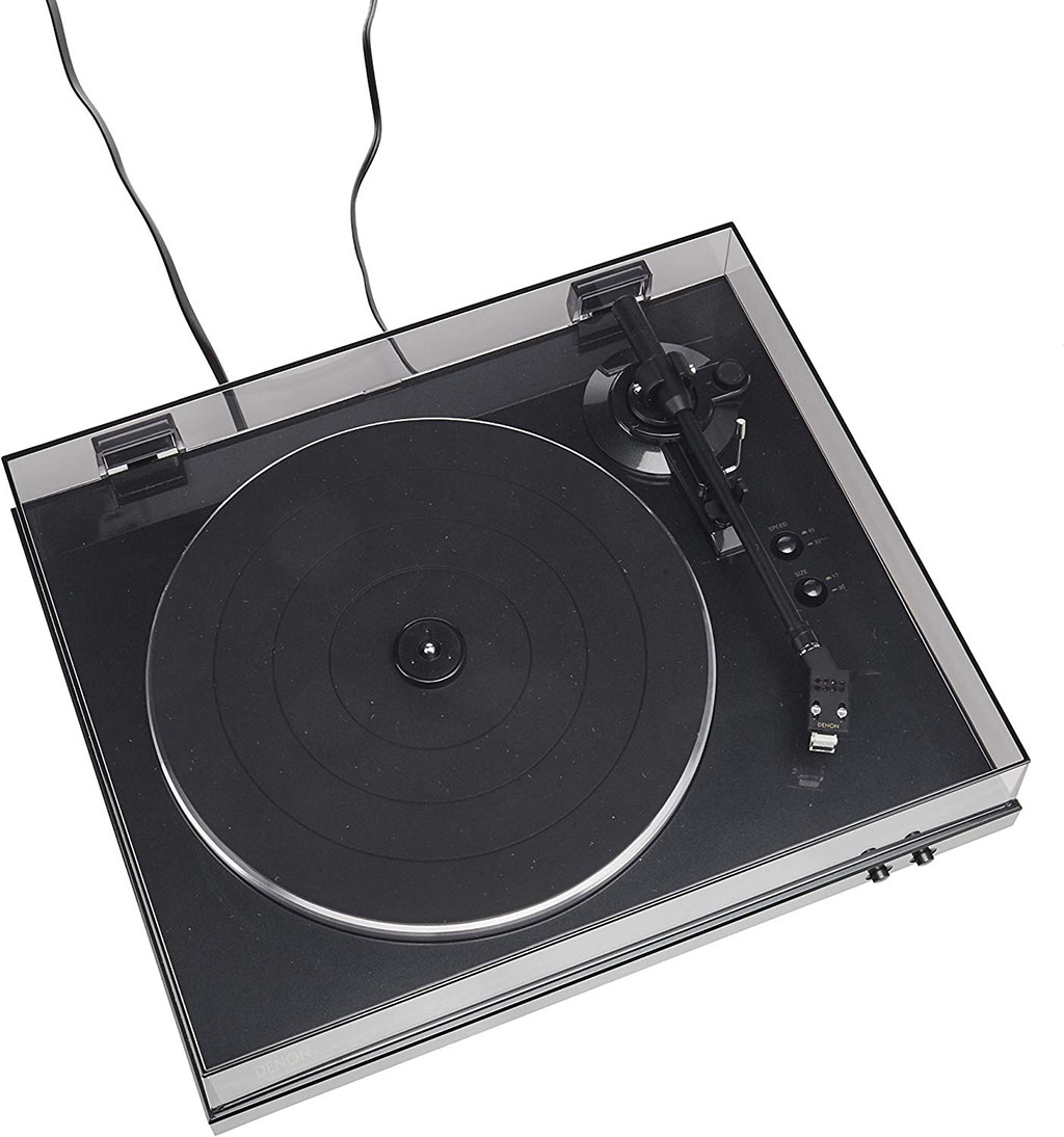 Denon DP-300F Turntable