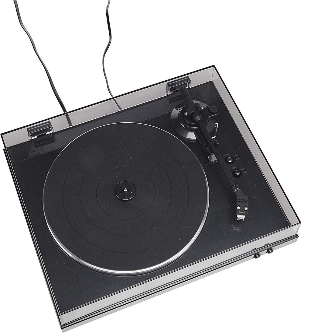 Denon DP-300F Turntable