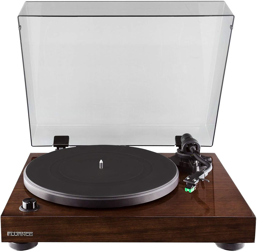Fluance RT81 Elite High Fidelity Vinyl Turntable