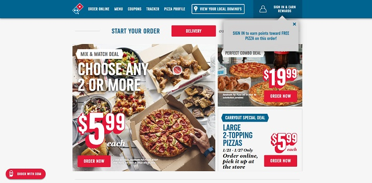 dominos image