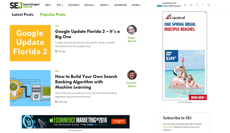 search engine journal 2