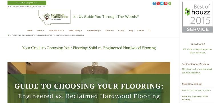 superior hardwoods image