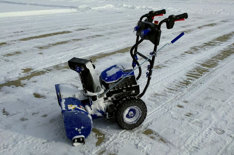 Snow Joe iON24SB-XR 80V Self-Propelled Two Stage Snow Blower
