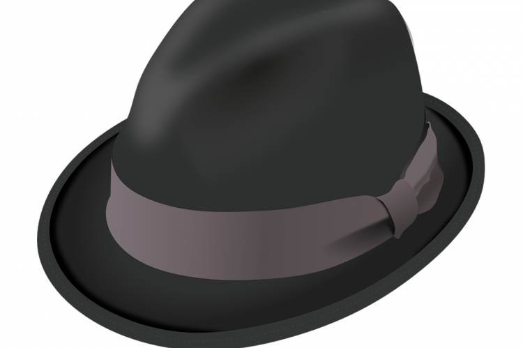 Black Hat - Provided by OpenClipart-Vectors via Pixabay - CC0 Creative Commons - https://pixabay.com/photo-157581/