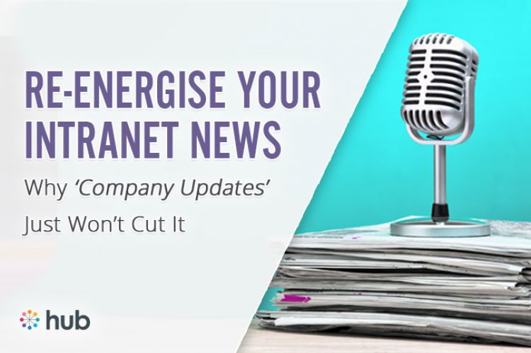 Re-Energize Your Intranet News