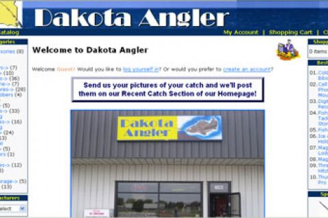 Dakota Angler
