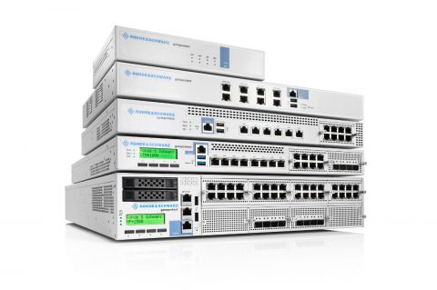 New UTM+ series from Rohde & Schwarz Cybersecurity view