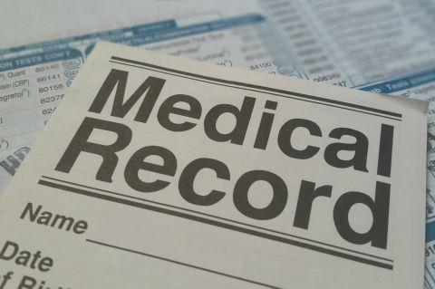 Medical Records via Pixabay - Public Domain - medical-record-health-patient-form-781422