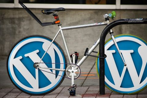 WordPress Bicycle - CC0 Creative Commons via Pixabay