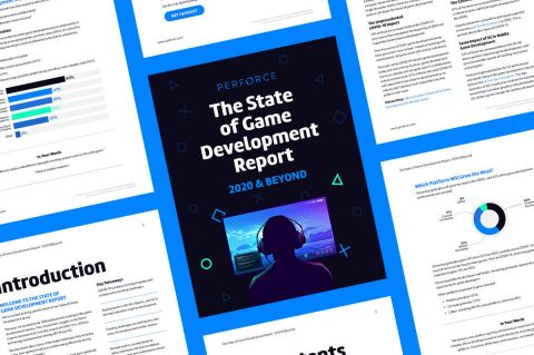 The State of Game Development Report 2020