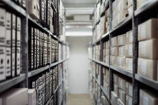 Archive - Storage Room - Provided via Pixabay