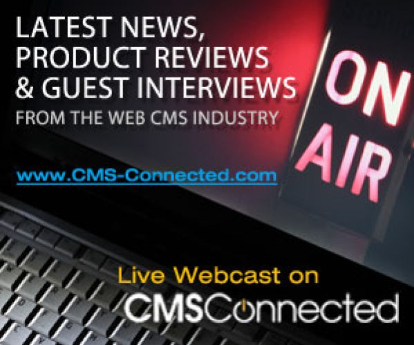 CMS Connected banner