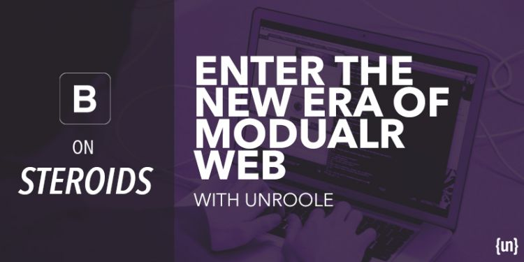 Bootstrap with unroole